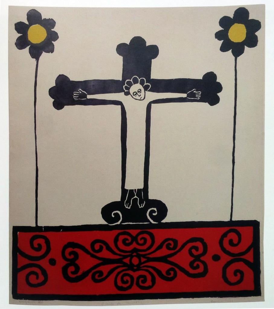 O Cristo de Minas, 1967