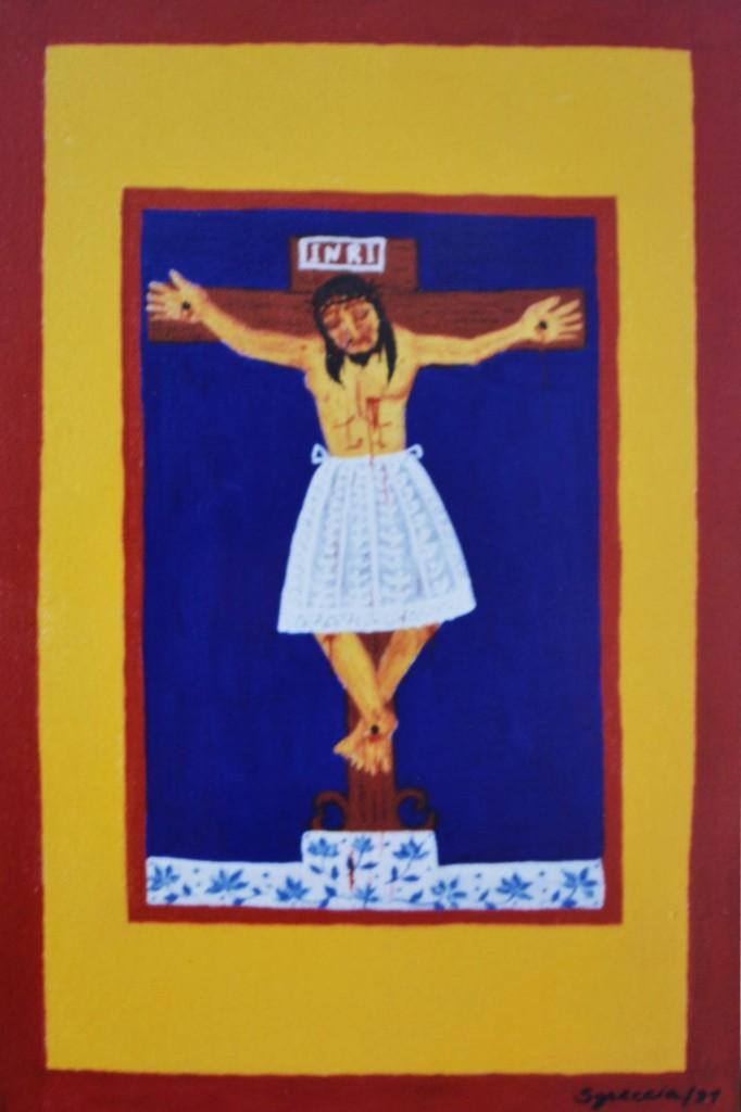 Cristo Colonial-1988